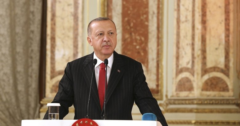 Başkan Erdoğan'dan net mesaj: Biz kendi göbeğimizi kendimiz kesiyoruz