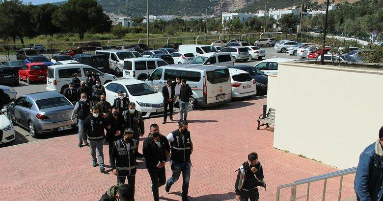 Kavgaya karışan Mustafa Üstündağ ve 5 kişi adliyeye sevk edilmişti! Kavgalı Ralli yarışında yeni gelişme