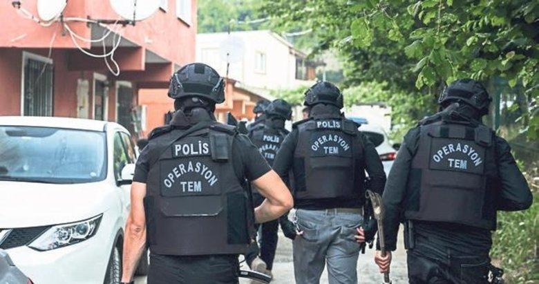 İstanbul'da PKK'nın sokak yapılanması çöktü