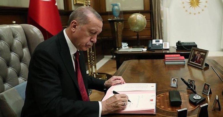 Başkan Erdoğan'dan Yeşil Mutabakat Eylem Planı Genelgesi