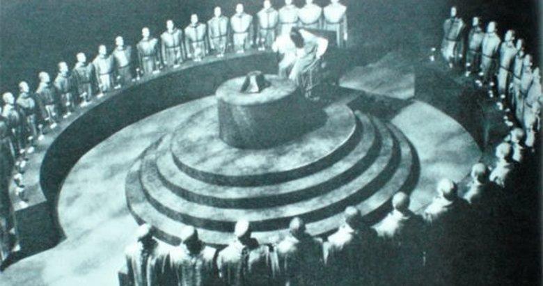 Tapınak şövalyelerinin büyük sırrı!