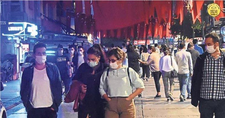 İzmir'de hoş olmayan manzaralar