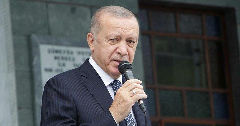 Başkan Erdoğan'dan Rize'de Diş Hekimliği Fakültesi Açılış Programı'nda önemli açıklamalar