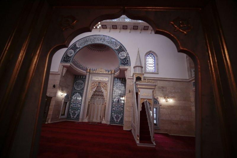 Kuzey Ankara Camii ve Külliyesi açıldı