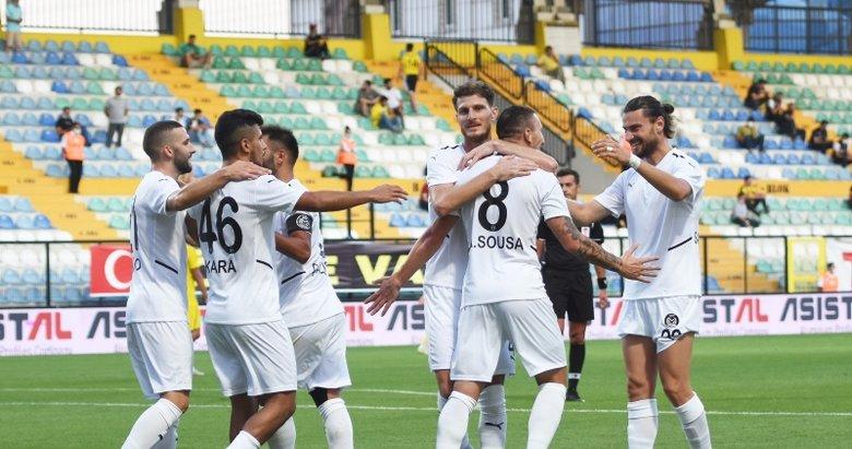Manisa FK'nın konuğu Denizlispor