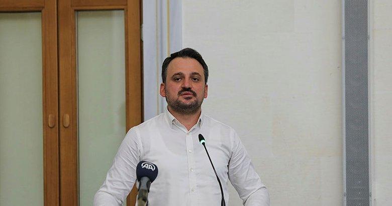 TÜGVA Genel Başkanı Eminoğlu: 50 bin kişiyle yaz okullarımızı gerçekleştirdik