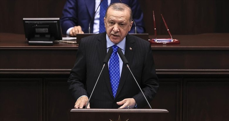 Son dakika: Başkan Erdoğan'dan AK Parti Grup Toplantısı'nda önemli mesajlar