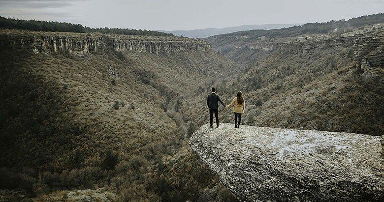 Safranbolu'daki 'taş teras' büyük ilgi görüyor