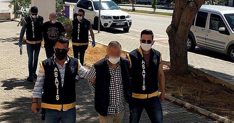 Cezaevi firarileri parada anlaşamadı; Çeşme'deki uyuşturucu deposunu ortaya çıktı