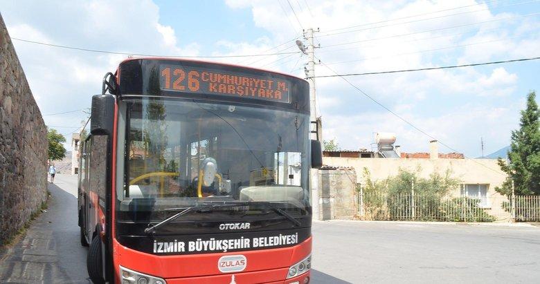 İzmirdeki ulaşım araçları o tarihte ücretsiz olacak!