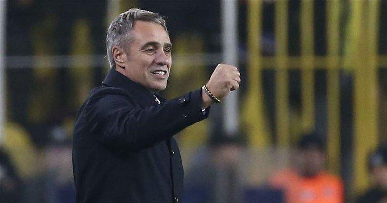 Fenerbahçe, Ersun Yanal ile sahasında yenilmedi