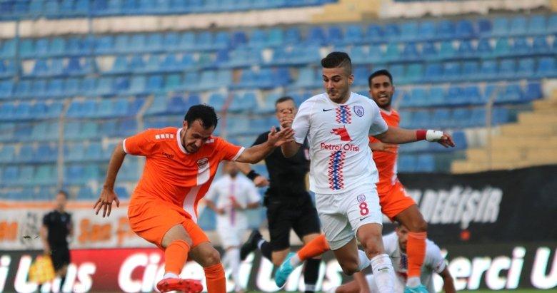 Adanaspor - Altınordu: 5-2