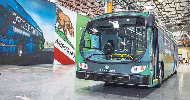 Balıkesir 'Tesla' otobüsten vazgeçti