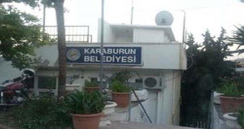 Karaburun Belediye Başkanlığı memur alıyor