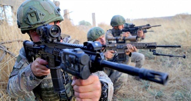 Pençe-Kaplan Operasyonu kapsamında 3 terörist etkisiz hale getirildi