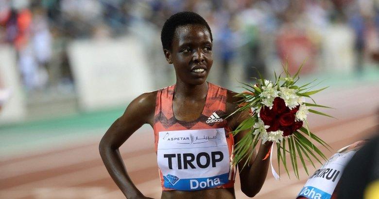 Agnes Tirop saldırı sonucu vefat etti