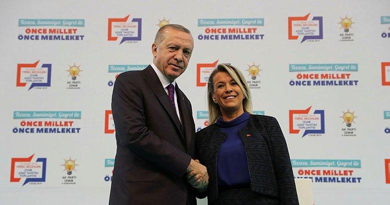 AK Parti İzmir Karşıyaka Belediye Başkan adayı Ayda Maç kimdir? Ayda Maç kaç yaşında?