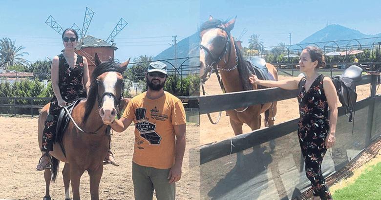 """""""Atlar büyük boy anne gibidir, vazgeçemezsiniz"""""""
