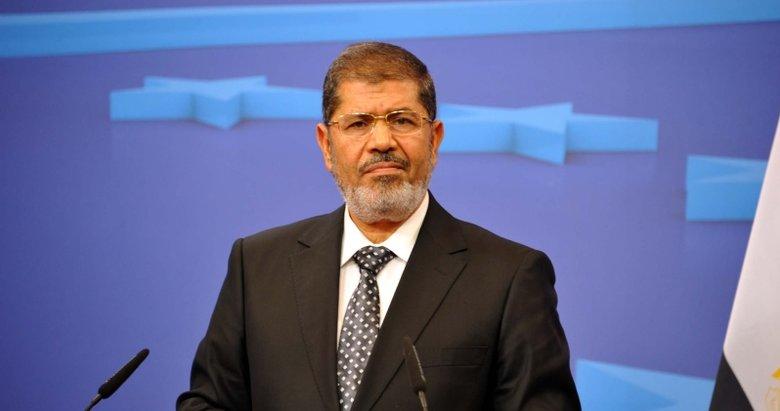 BM: Muhammed Mursi'nin ölümü devlet destekli keyfi bir cinayettir