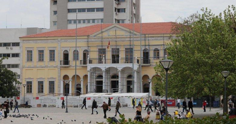 İzmir'de restorasyonu biten 'Tarihi Hükümet Konağı' 15 Temmuz'da açılacak
