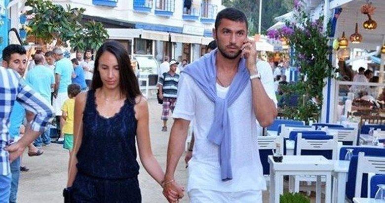 Ünlü futbolcu yeniden evleniyor! Karantinada aşk tazelediler