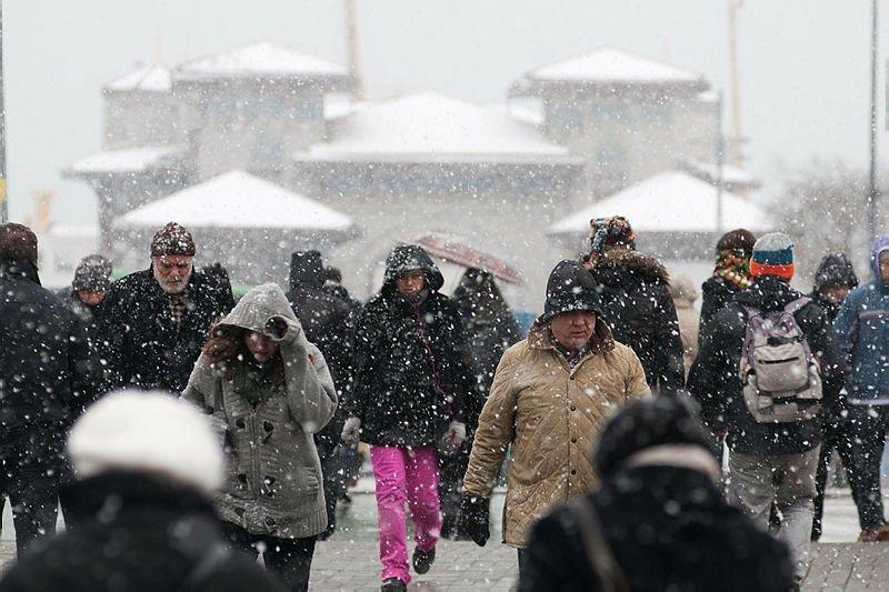 Meteoroloji'den hava durumu uyarısı! Bugün hava nasıl olacak? 3 Şubat Pazartesi hava durumu