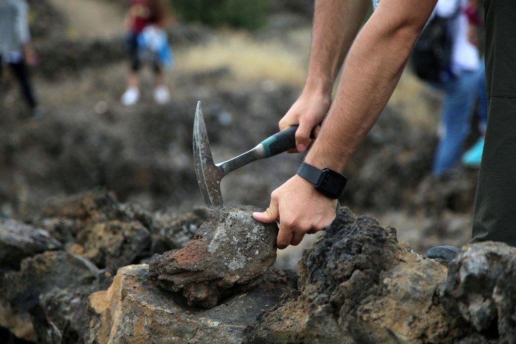 Kula Jeoparkı'na ilgi 5 yılda 11 kat arttı