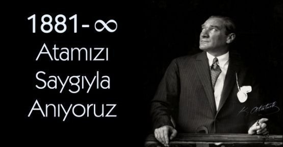 10 Kasım Atatürk'ü anma mesajları! Resimli, Atatürk'ü anma ve 10 Kasım mesajları...