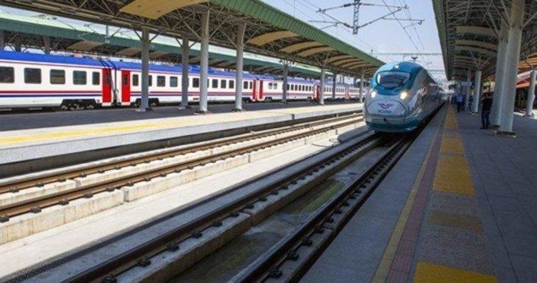 İstanbul'dan Tahran'a tren hattı geliyor