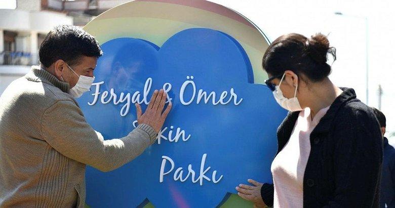 İzmir'deki depremde ölen kardeşlerin adı, en sevdikleri parka verildi