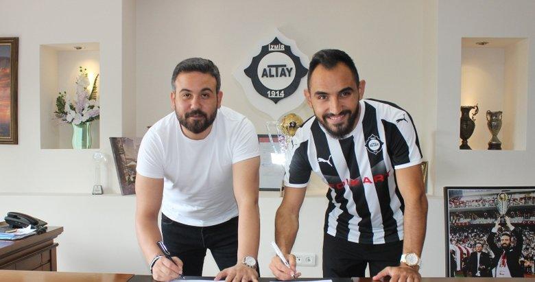 Altay, Yasin Palazı transfer etti