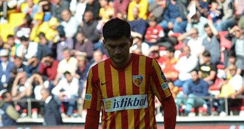 Cristian Sapunaru, yarın Denizlisporla sözleşme imzalayacak