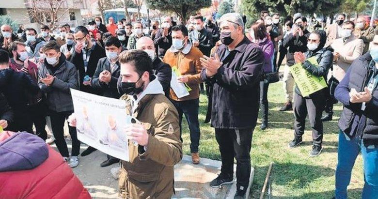 'Esnafım' diyen troller CHP üyeleri çıktı