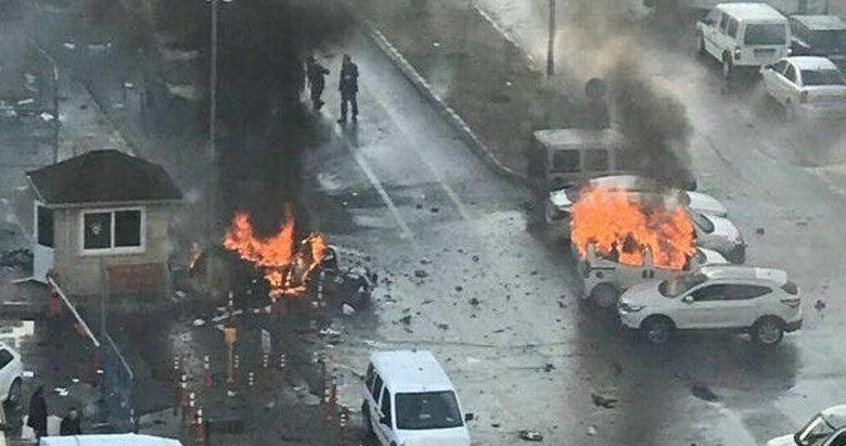 İzmir Adliyesi saldırısının detayları ortaya çıktı! O terörist mühimmatı tatlı kutusunda getirmiş