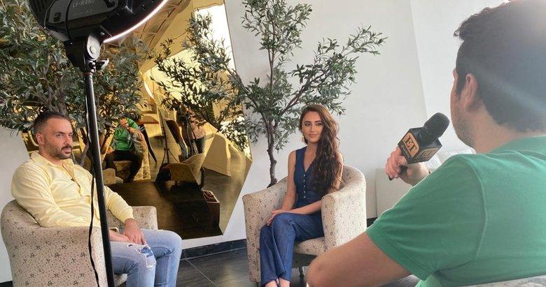 Çukurova'nın Gülten'i Selin Genç'e Lübnan'da büyük ilgi