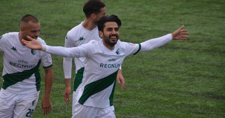 Bodrumsporlu Ozan Avrupa'nın en golcüleri arasında