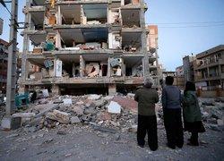7.3lük büyük depremin getirdiği felaket ortaya çıktı