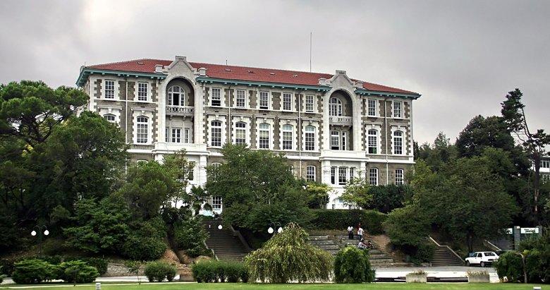 Boğaziçi Üniversitesi'nde büyük hainlik