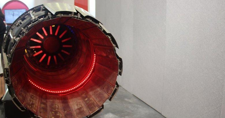 Milli Muharip Uçak için hedef 2023'te motor çalıştırmak