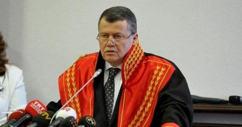 İsmail Rüştü Cirit Yargıtay Başkanlığı'na yeniden seçildi