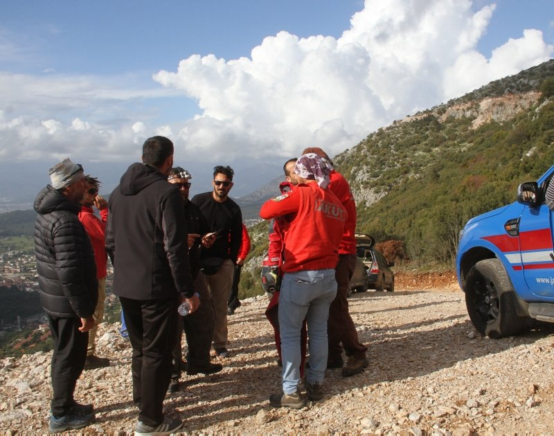 Fethiye'de paraşüt kazası: 2 ölü