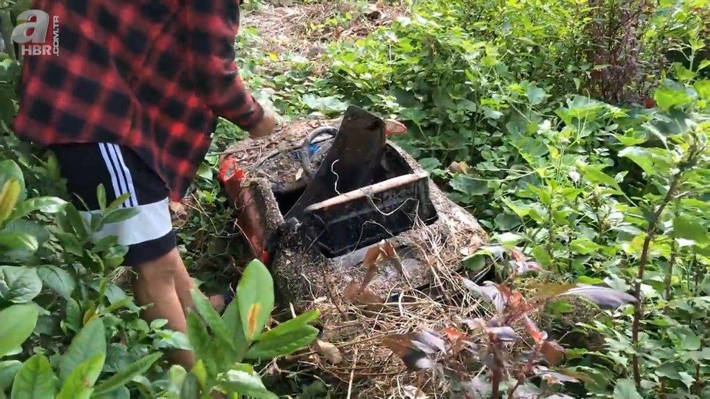 Çalıların arasında terk edilmiş Bugatti buldu! Restore ettiği arabanın son hali hayran bıraktı