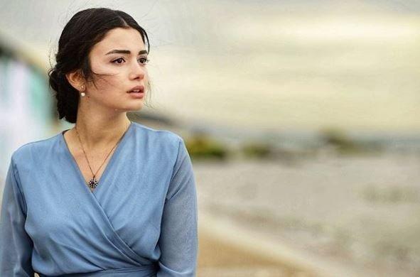 Yemin dizisinin Reyhan'ı Özge Yağız herkesi şok etti