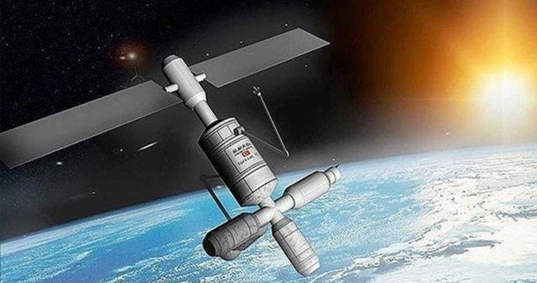 Pazartesiyi salıya bağlayan gece 5A uydumuzu uzaya fırlatacağız