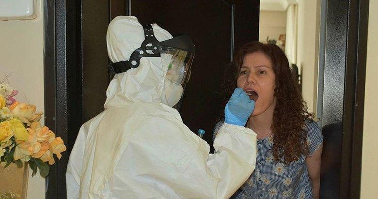 İzmir'de antikor testleri başladı! 600 kişilik ekip sahada