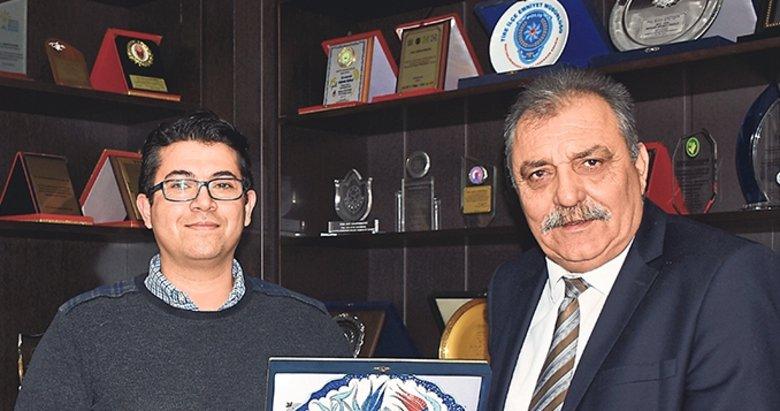 Ulusal Tarım Oscarları İzmir'in