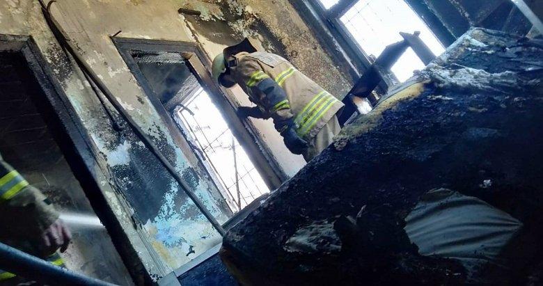 İzmir'de korkutan yangın! Çok sayıda itfaiye bölgeye gitti