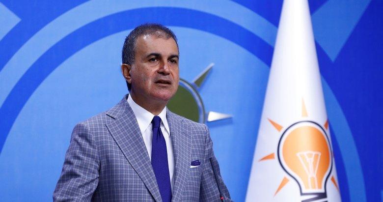 AK Parti Sözcüsü Çelik: Gündemimizde af yok
