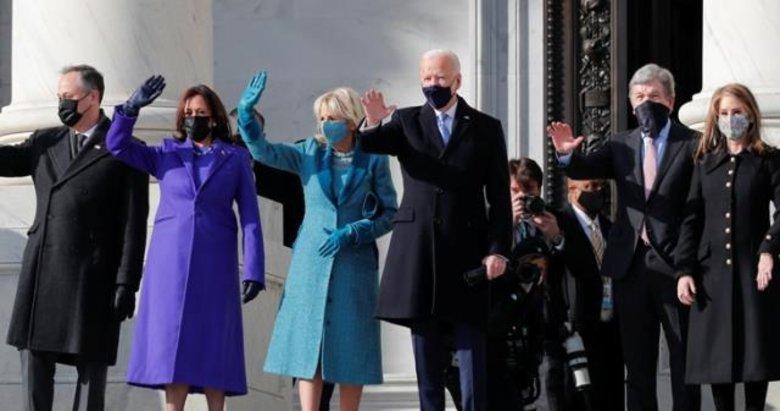Son dakika: Joe Biden 46. ABD Başkanı olarak göreve başladı