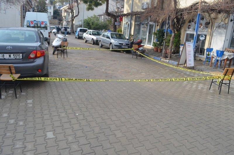 Muğla'da silahlı saldırı! Alacak verecek meselesi yüzünden kahvehane tuvaletinde...